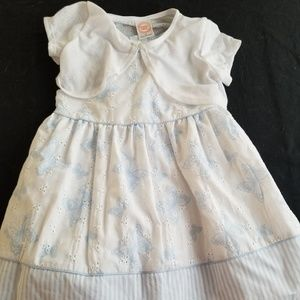 Other - Size 3t Girls Butterfly Dress